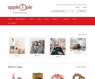 commenti e valutazioni di Applepie.eu