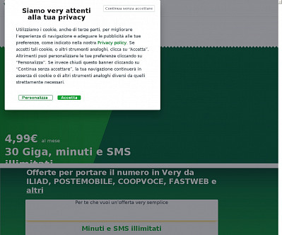 commenti e valutazioni di Verymobile.it