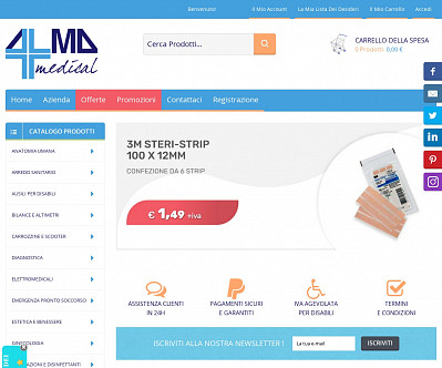 commenti e valutazioni di Almamedical.net