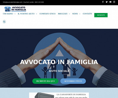 commenti e valutazioni di Avvocatoinfamiglia.com