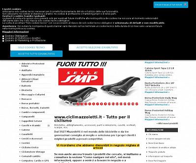 commenti e valutazioni di Ciclimazzoletti.it