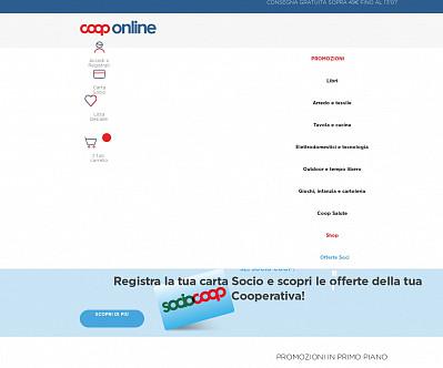 commenti e valutazioni di Cooponline.it
