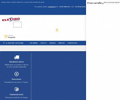 commenti e valutazioni di Elettrovillage.it