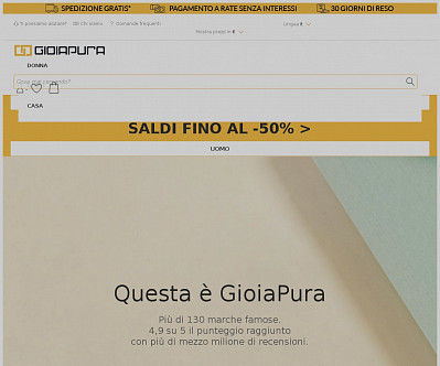 commenti e valutazioni di Gioiapura.it