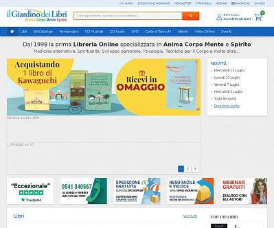 commenti e valutazioni di Ilgiardinodeilibri.it