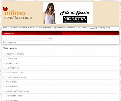 commenti e valutazioni di Intimovenditaonline.it