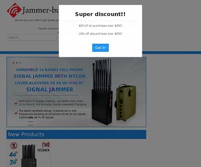 commenti e valutazioni di Jammer-buy.com