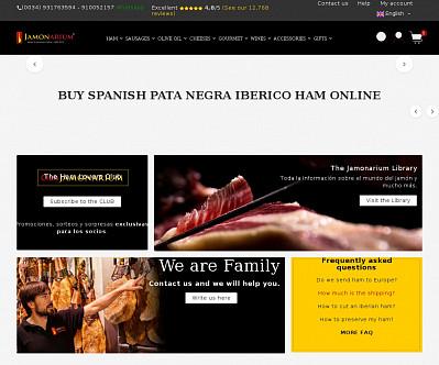 commenti e valutazioni di Jamonarium.com