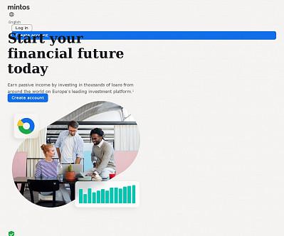 commenti e valutazioni di Mintos.com