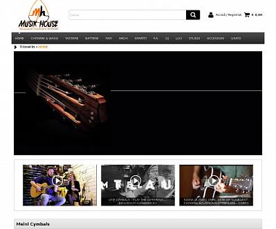 commenti e valutazioni di Musik-house.com