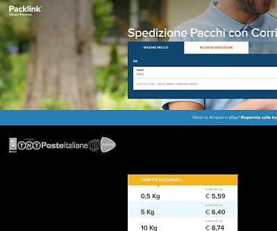 commenti e valutazioni di Packlink.it