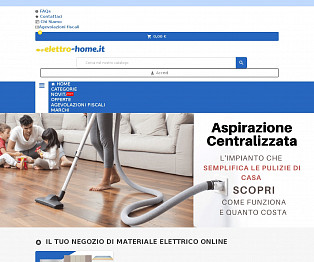 commenti e valutazioni di Elettro-home.it