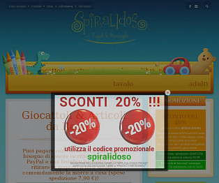 commenti e valutazioni di Spiralidoso.it