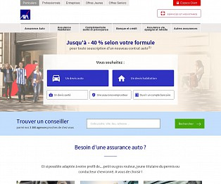 commenti e valutazioni di Axa.fr