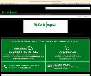 commenti e valutazioni di Elcorteingles.es