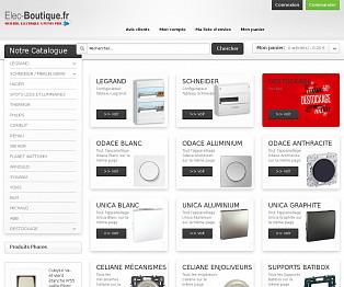 commenti e valutazioni di Elec-boutique.fr