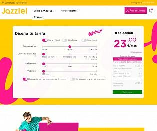 commenti e valutazioni di Jazztel.es