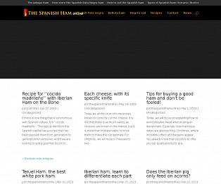 commenti e valutazioni di Thespanishhamonline.com