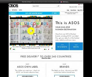 commenti e valutazioni di Asos.com