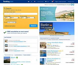 commenti e valutazioni di booking.com