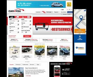 commenti e valutazioni di Car4you.ch/auto/it