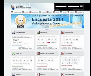 commenti e valutazioni di Loteriasyapuestas.es