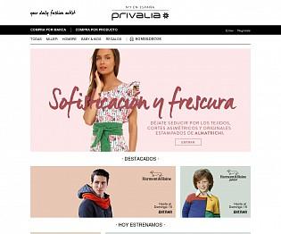 commenti e valutazioni di Privalia.es