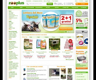 commenti e valutazioni di Zooplus.it